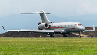 N501VJ - Wells Fargo Bank Northwest Bombardier BD-700 Global 5000