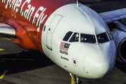 9M-AQS - AirAsia (Malaysia) Airbus A320 aircraft