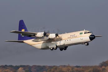 HZ-128 - Saudi Arabia - Royal Flight Lockheed L-100 Hercules