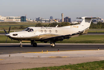 C-FPCN - Private Pilatus PC-12