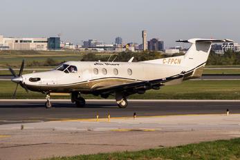 C-FPCN - Private Pilatus PC-12