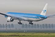 PH-BVB - KLM Asia Boeing 777-300ER aircraft
