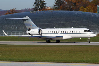OE-IDO - Global Jet Austria Bombardier BD-700 Global Express