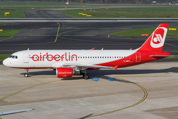 D-ABFF - Air Berlin Airbus A320