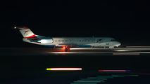 OE-LVJ - Austrian Airlines/Arrows/Tyrolean Fokker 100 aircraft