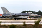 15114 - Portugal - Air Force General Dynamics F-16A Fighting Falcon aircraft