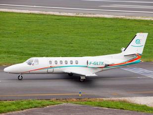 F-GLTK - Private Cessna 550 Citation II