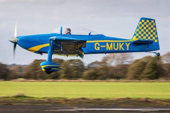 G-MUKY - Private Vans RV-8