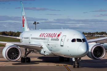 C-GHQY - Air Canada Boeing 787-8 Dreamliner