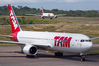 PT-MSR - TAM Boeing 767-300ER