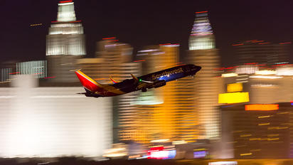 N8642ET - Southwest Airlines Boeing 737-800