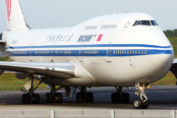B-2443 - Air China Boeing 747-400