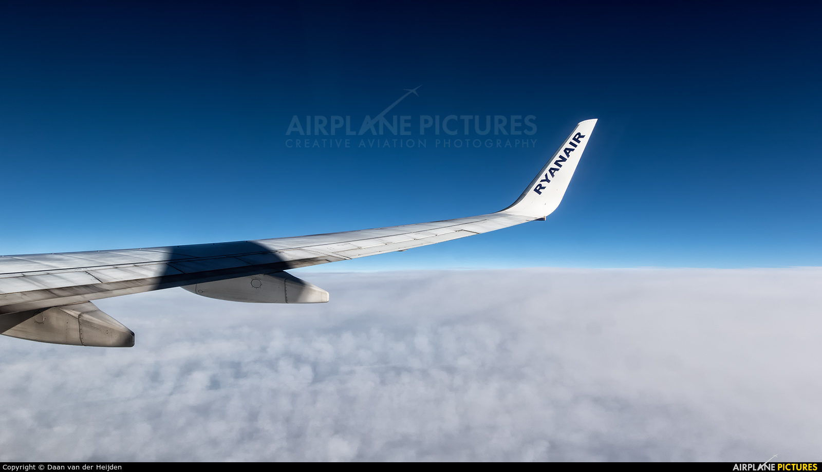 Ryanair EI-DCI aircraft at In Flight - International