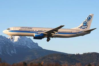VQ-BFU - Moskovia Airlines Boeing 737-800