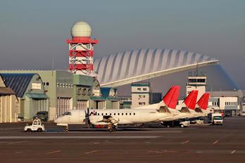 JA002C - JAL-  Japan Air Commuter SAAB 340