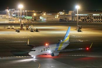 JA11AN - Air Do - Hokkaido International Airlines Boeing 737-700