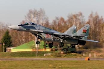08 - Belarus - Air Force Mikoyan-Gurevich MiG-29