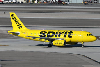 N504NK - Spirit Airlines Airbus A319