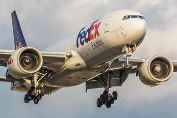 N852FD - FedEx Federal Express Boeing 777F