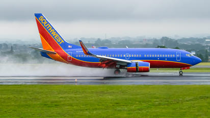 N296WN - Southwest Airlines Boeing 737-700