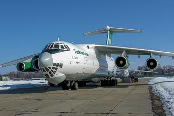 EZ-F428 - Turkmenistan Airlines Ilyushin Il-76 (all models)