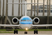 PH-KZA - KLM Cityhopper Fokker 70 aircraft