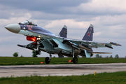 02 - Russia - Air Force Sukhoi Su-35 aircraft