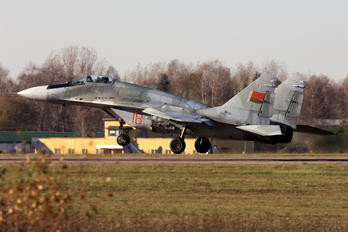18 - Belarus - Air Force Mikoyan-Gurevich MiG-29