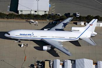 N140SC - Orbital Sciences Corporation Lockheed L-1011-100 TriStar
