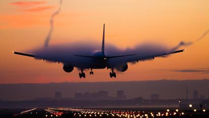 PH-BQF - KLM Boeing 777-200ER