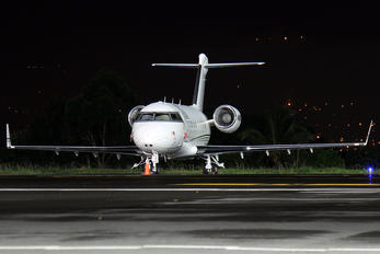 N429WG - Private Canadair CL-600 Challenger 600 series