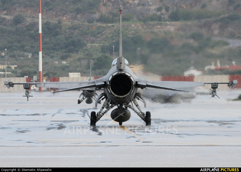 USA - Air Force 91-0417 aircraft at Chania