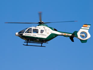 HU.26-1 - Spain - Guardia Civil Eurocopter EC135 (all models)