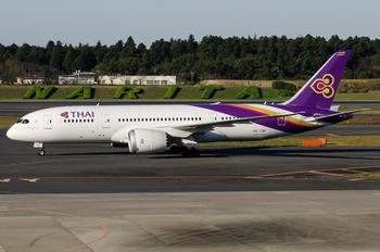 HS-TQB - Thai Airways Boeing 787-8 Dreamliner