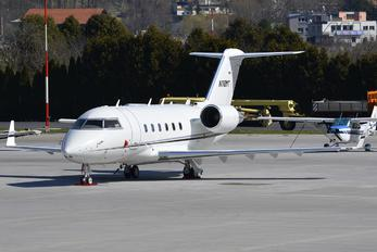 N118MT - Private Bombardier Challenger 600