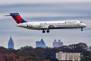 N971AT - Delta Air Lines Boeing 717 aircraft
