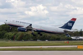 N279AY - American Airlines Airbus A330-200