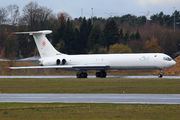 Rare Il-62 visit of Rada Airlines at Luxembourgh - Findel title=