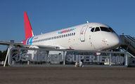 RA-89034 - Yamal Airlines Sukhoi Superjet 100LR aircraft
