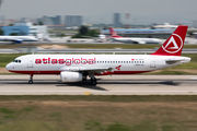 TC-ATK - Atlasglobal Airbus A320 aircraft