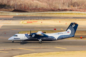 RA-67255 - SAT Airlines de Havilland Canada DHC-8-300Q Dash 8