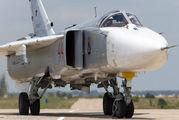44 - Russia - Air Force Sukhoi Su-24M aircraft
