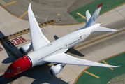LN-LNB - Norwegian Air Shuttle Boeing 787-8 Dreamliner aircraft