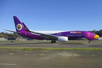 HS-DBU - Nok Air Boeing 737-800