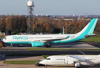 G-SMAN - Flynas Airbus A330-200