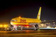 G-BIKO - DHL Cargo Boeing 757-200F aircraft