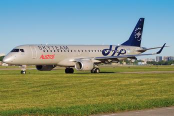 LV-FPS - Austral Lineas Aereas Embraer ERJ-190 (190-100)