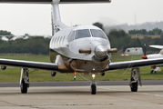 D-FCGH - Private Pilatus PC-12 aircraft