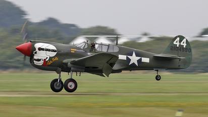 G-KITT - Private Curtiss P-40M Warhawk