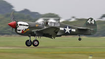 G-KITT - Private Curtiss P-40M Warhawk aircraft